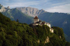 Schlossvaduz - leichenstein